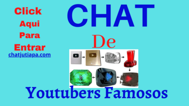 Chat de Youtubers Famosos