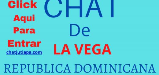 Chat De La Vega REPUBLICA DOMINICANA